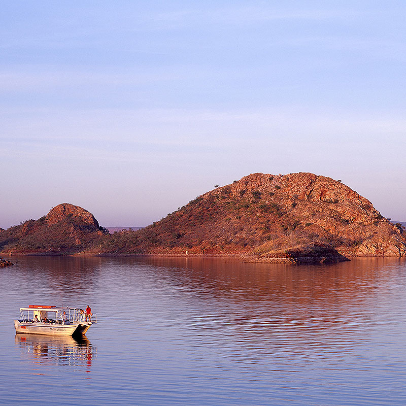 VICTORIA RIVER, TIMBER CREEK, LAKE ARGYLE, KUNUNURRA