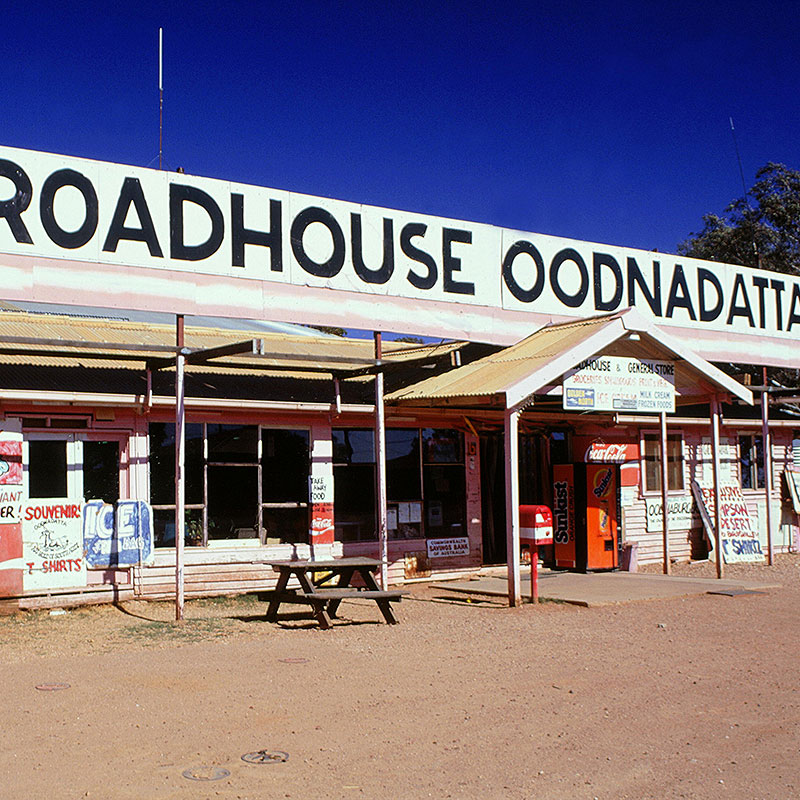 WILLIAM CREEK, OODNADATTA