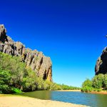 GALVINS GORGE, KING LEOPOLD RANGES, WINDJANA GORGE