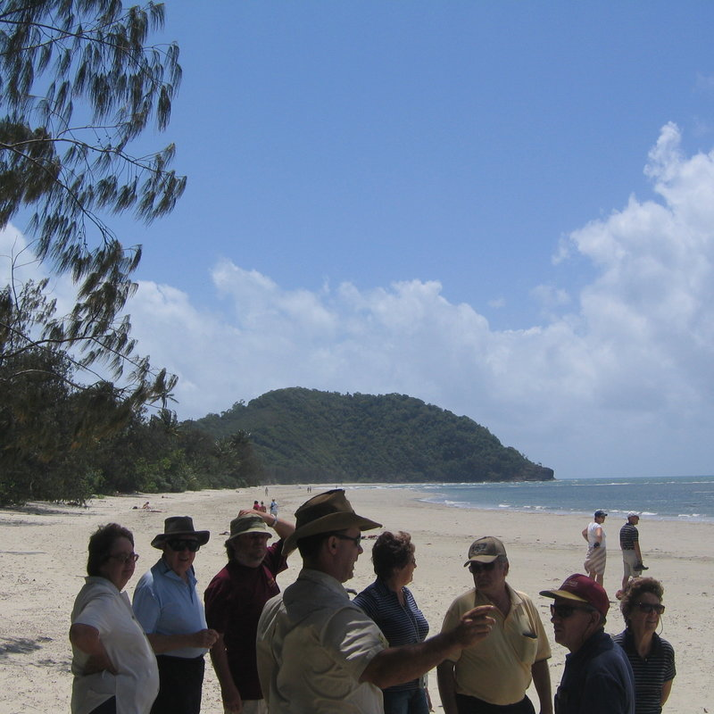 CAIRNS, CAPE TRIBULATION, COOKTOWN.
