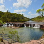FRUIT BAT FALLS, JARDINE RIVER, BAMAGA, LOYALTY BEACH.