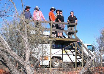 australian outback adventure